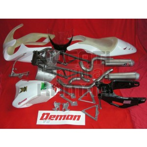 2V Testa Demon (EVO) Chassis-Kit