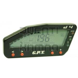 G.P.T Digital Racing Dash - D4 EFI