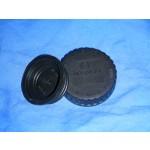 Deckel und Membran für Ausgleichsbehälter PS 15/17 rund