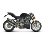 Akrapovic Slip-On-Linie, Titan, Race