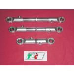 Einstellbare Schubstange Aluminium-Anlenkung Federbein