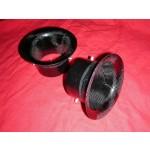 Ansaugtrichter Carbon Satz 748-916-996 Bi-S-SPS