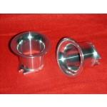 Ansaugtrichter Aluminium für Keihin Vergaser
