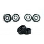 Ergal Zahnriemenräder Ducati 1000/1100 SS/DS/M/MTS/Sport/S2R usw. all 2V New Generation