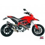 QD Exhaust Auspuff-Kit für Ducati Hypermotard/SP (ab Bj. 2013)