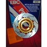 EBC Bremsscheibe 750 / 860 / 900 - 4 Loch