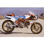 Ducati 750 TT F1 Rahmen