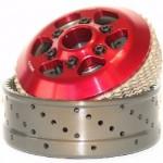 Suter Anti-Hopping Racing Kupplung Komplettpaket mit Stahleinsatz