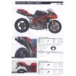 QuatD und Silmotor für Ducati 848/1098