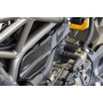 Motorabdeckung links oben Ducati Monster 821/1200