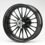 PVM 20 Speichen Radsatz Aluminium lackiert