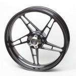 PVM 5 Speichen Radsatz Aluminium lackiert