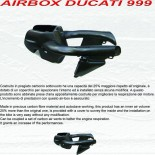 EVR Airbox Ducati 749/999