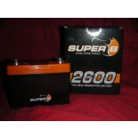 Racing Batterie Super B 2600