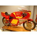 Ducati TT2 Rahmen
