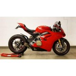 Carbon Rahmenschützer Satz - Ducati Panigale V4