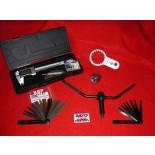 Werkzeugsatz für alle 1000/1100 2 Ventiler
