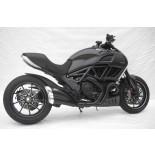 Zard Slip-on für Ducati Diavel
