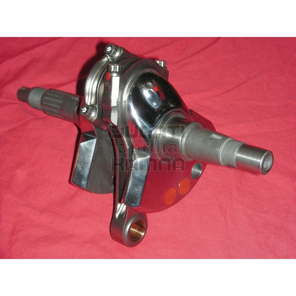 Ducati Crankshaft Lightening