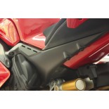 Carbon Subframe Covers - Ducati Panigale V4