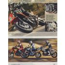 Vergleichstest Kämna Multistrada/KTM 950/BMW HP2