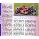 MO MAGAZIN 10/95 Vergleichstest Ducati 900 SS --- Vergleichstest der Zeitschrift PS zwischen DSM und Kämna Ducati. Ausgabe Nr. 10/Oktober 1995.