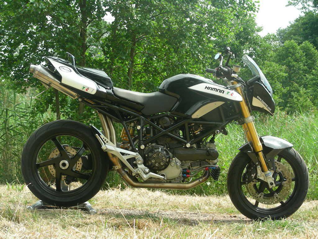 Custom Ducati Hypermotard Parts