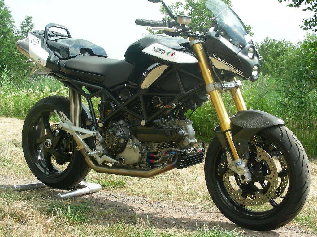 Ducati Monster  Top Speed