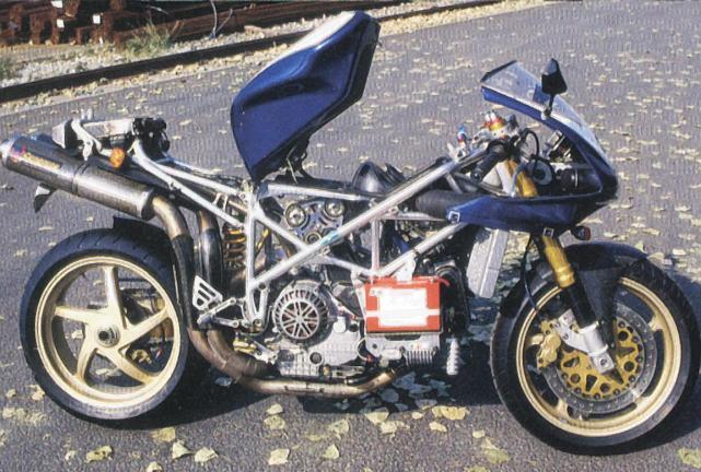 Ducati 996/1036 S/SPS | Ducati & Aprilia-Tuning Kämna