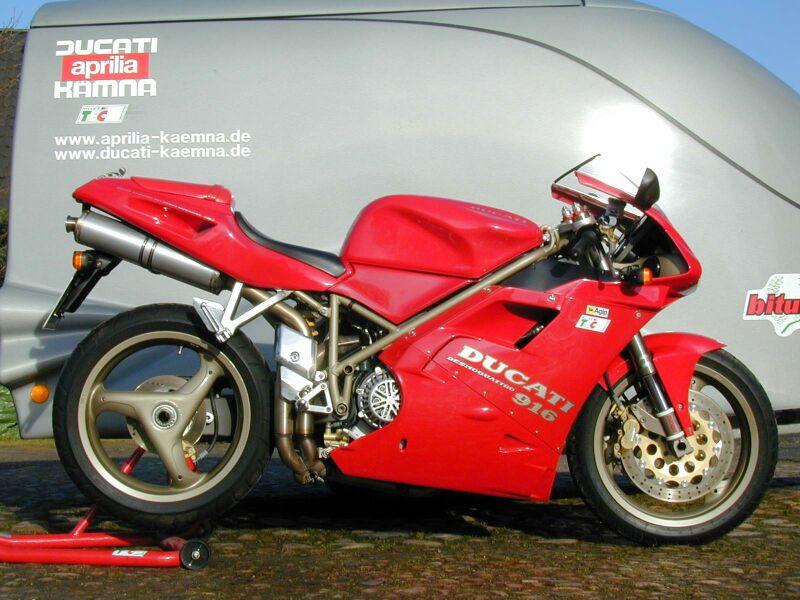 Ducati  Sp