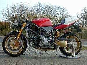 Ducati Streetfighter Ncr
