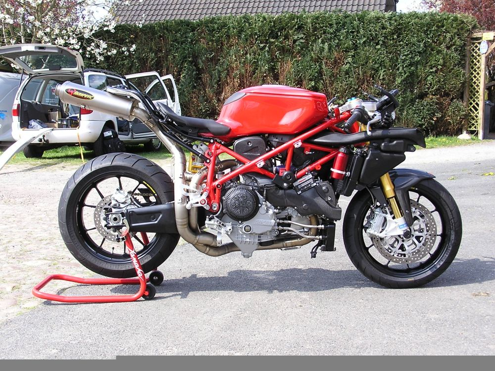Ducati 998S/R-999S/R-1078-1114-1205 ccm | Ducati & Aprilia-Tuning Kämna