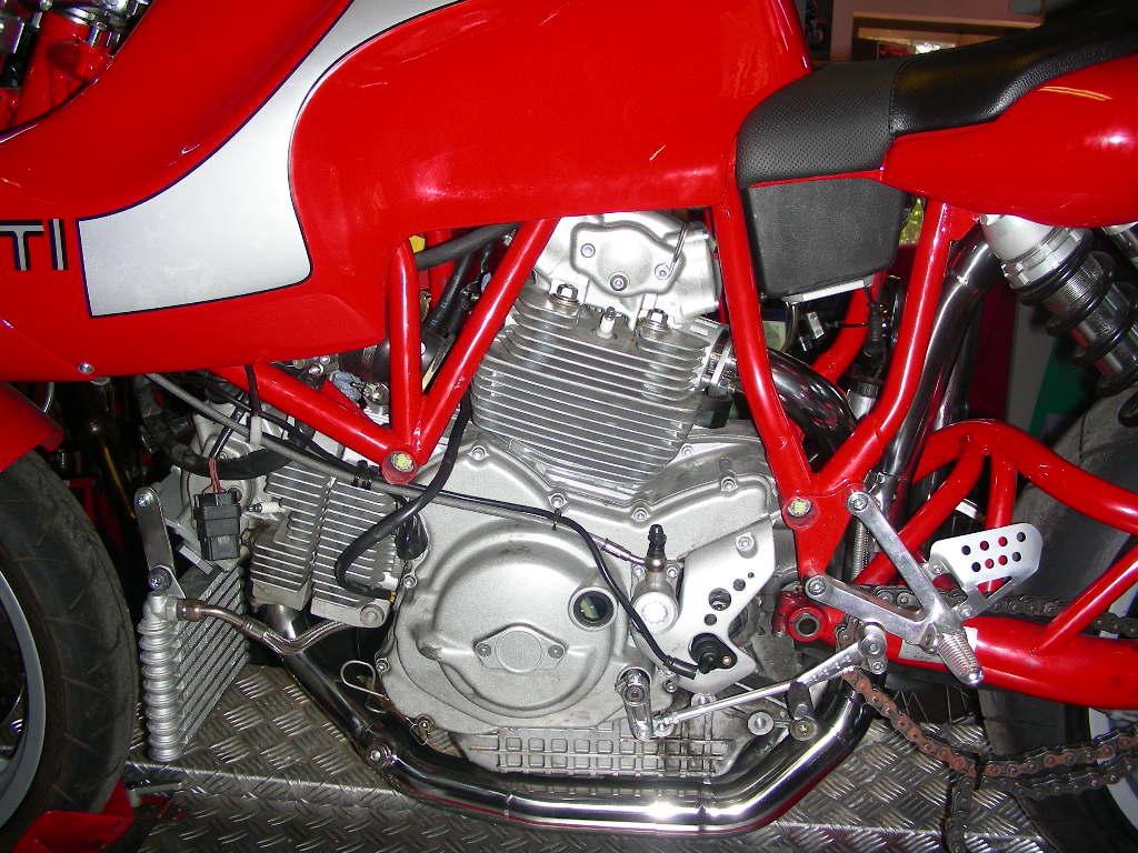 Aktuelles aus der Werkstatt: Tuning MH900E/1078ccm   Ducati ...