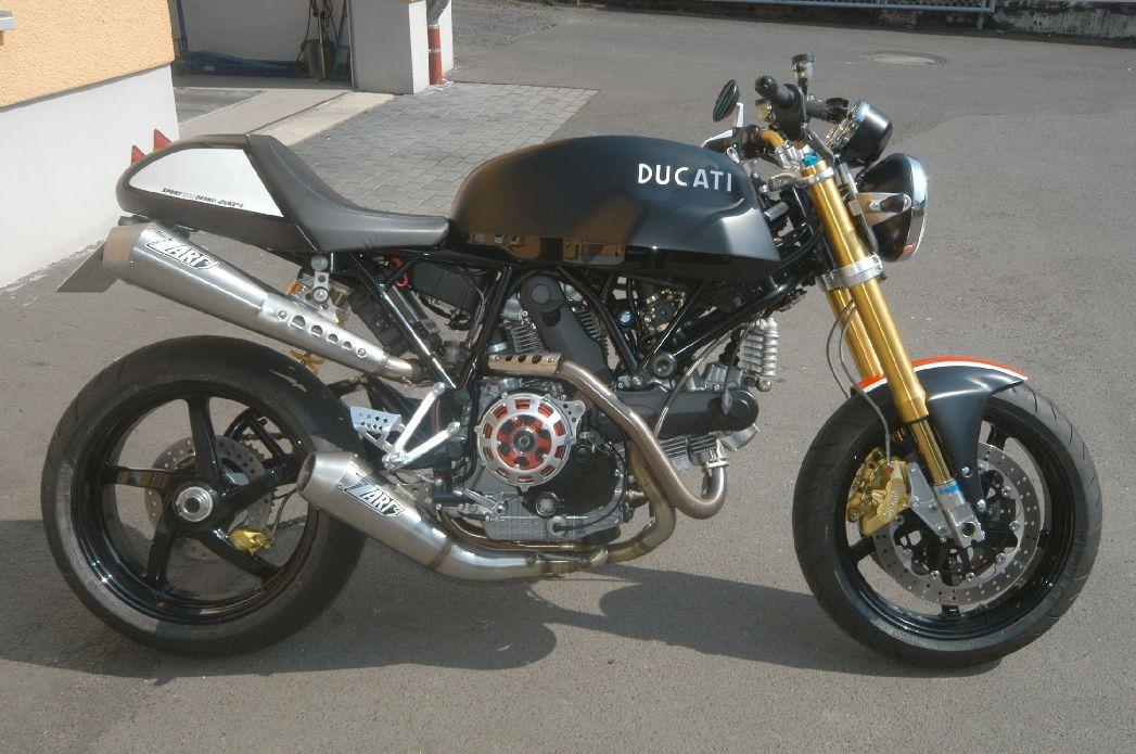 Ducati Hypermotard Tuning