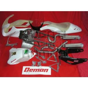 2V Testa Demon (EVO) Chassis-Kit