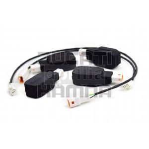 Eliminator für elektronisches Fahrwerk - Panigale V4