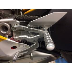 Fußrastenanlage CNC - Panigale V4
