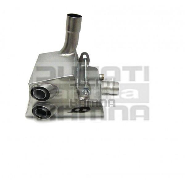 Ex Box Komplettanlage Für Ducati Monster 600 620 659 750