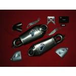Ducati Corse Racing Schalldämpfer für 1199/S Panigale