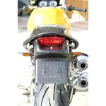 Kurzes Heck Monster Carbon 2000
