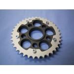 Kettenräder für Adapter 5538, 520er Teilung