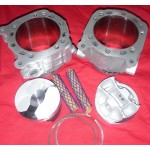 1038 ccm Big Bore Kit Ducati 996R/998/999 Bi & S