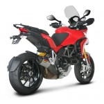 Akrapovic Slip-on-Line für Multistrada 1200
