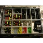 Sortimentskasten AMP-Superseal Stecker