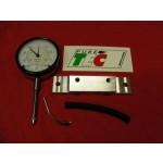 Ventileinstelluhren mit Halter 4V-30 mmUhr