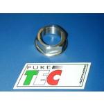 Hinterradmutter Aluminium 749/999