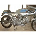 Imola Auspuff 750/900 SS