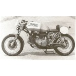 Ducati 750/900 SS NCR Montjuich replica Rahmen