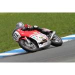 Ducati 900 NCR replica, bevel race bike