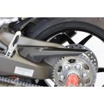 Kettenschutz an der Schwinge Ducati Monster 1200